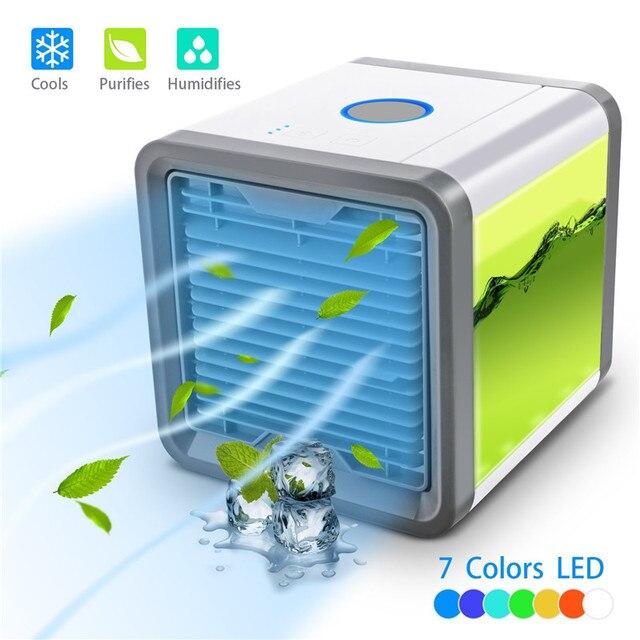 climatiseur de bureau ventilateurs de refroidissement humidificateur purificateur d 39 air d. Black Bedroom Furniture Sets. Home Design Ideas