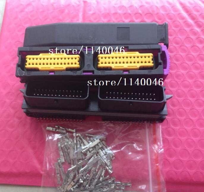 1pcs  ECU 56pin connector pins, modified connector 211PC562S0008, car computer board connectors free delivery car engine computer board ecu 0261208075