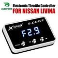 Auto Elektronische Gasklep Controller Racing Gaspedaal Potent Booster Voor NISSAN LIVINA Tuning Onderdelen Accessoire