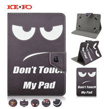 Kefo Universal 10.1 Inch Tablet Case Flip Stand PU Leather Cover For Samsung Galaxy Tab Pro 10.1 SM-T520 T520 SM-T525 T525+3gift