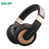 Salar SL Wireless Bluetooth Headphones Headset With Bluetooth Stereo And Microphone For Music Wireless Headphone