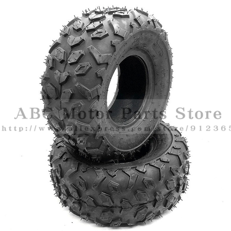 Atv Parts & Accessories 19x7.00-8 Atv 8 Inch Tire Four Wheel Vehcile Motorcycle Fit For 50cc 70cc 110cc 125cc Small Atv Front Rear Wheels Kayo Chinese Cheap Sales 50%