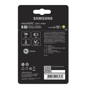 Image 4 - Samsung cartão tf MB MC EVO Mais microSD128GB UHS I cartão de memória cartão de memória flash de 128 GB U3 Class10 4 K UltraHD microSDXC