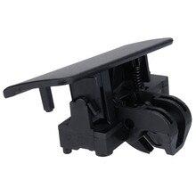 Для Fiat Grande Punto черные перчатки коробка Передняя ручка для крышки поймать номер 735426145 Максимальная конфигурация водостойкий