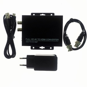 Image 5 - 1080P 8MP Độ Phân Giải CVI/TVI/AHD + CVBS Sang HDMI HDC ADH Full HD 4K HD Đồng Trục Sang HDMI Đầu Ra Và Đầu Vào HDMI Camera Thử Nghiệm