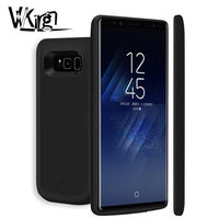 VVKing 6500mAh/5000mAh Battery Charger Case For Samsung Galaxy S8 S8 plus Power Bank Charging Case Ultra Thin Powerbank Charger