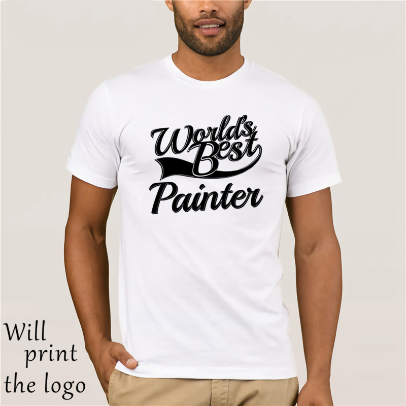 Painter Mens Adults T Shirt