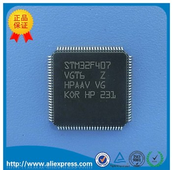 STM32F407VGT6 chip embedded chip 32-bit microcontrollers LQFP100 chip