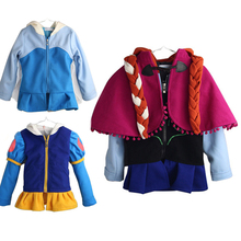Kids 2015 new girls hoodie Coat new FASHION Tops blouse free shipping