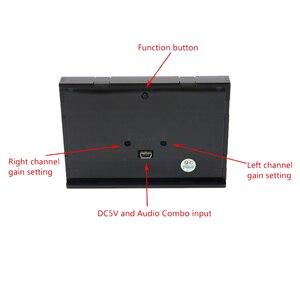Image 2 - ASK11 LED Audio Music Spectrum Display Level VU Meter Fan shaped Pointer