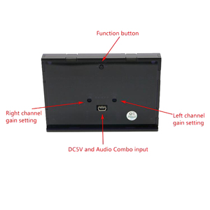 Image 2 - ASK11 LED オーディオ音楽スペクトラム表示レベル Vu メーター扇形ポインター