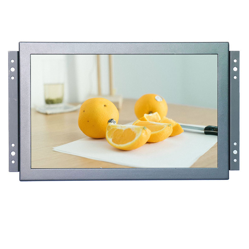 2017 Hot sale 10.1 inch car monitor 1280*800 10 inch hdmi lcd resistive touch monitor with AV/BNC/VGA/HDMI/USB interface