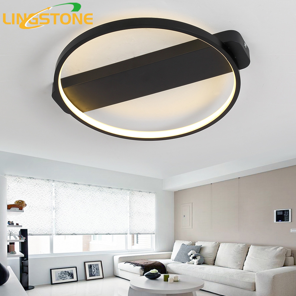 Led Modern Ceiling Lights Lamparas De Techo Plafonnier Ceiling Home Lighting Plafondlamp Fixture Living Room Bathroom Restaurant 2017 acrylic modern led ceiling lights fixtures for living room lamparas de techo simplicity ceiling lamp home decoration