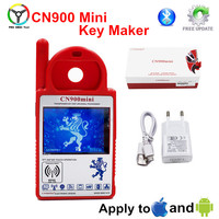 Newest CN900 Mini Key Programmer Can Recognize Locked ID48 Copy 4D Chip Car Key Maker Mini CN 900 V2.7 Support For Toyota 71/74
