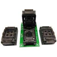 EMMC сокет программа флэш-чип eMMC153 сокет eMMC169 BGA169 сокет