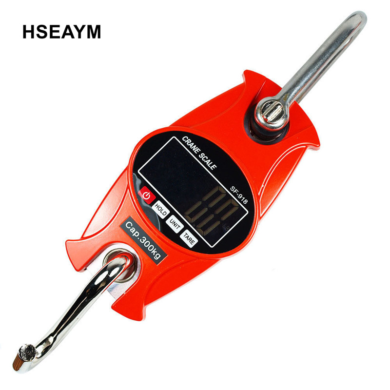 Upgrade aluminum shell Digital Hanging Scale Accurate and stable Industrial Portable Crane Scale SF918 300 KG / 600 LBS x 100g optometric economic digital pupillometer cx8 stable quality ce marked accurate measuring pd meter