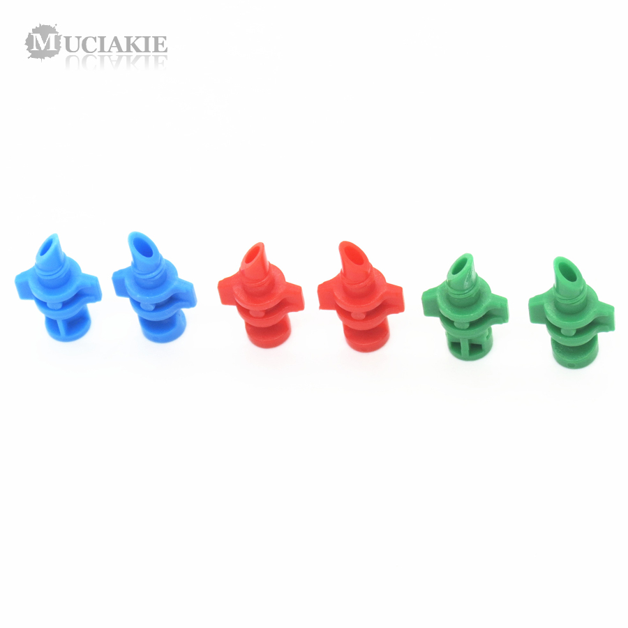 HTB1zF3Jc.R1BeNjy0Fmq6z0wVXa6 MUCIAKIE 20PCS/pack 90 180 360 Degree Refraction Nozzle Garden Irrigation for Plant Spray Nozzle Mist Sprayer Irrigation Fitting