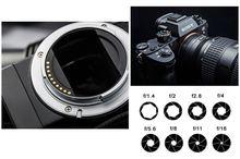 2018 NEW Amopofo NF-E1 Auto focus adapter F-mount lens for Sony E camera Nik F lens