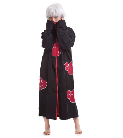 Akatsuki Naruto Cloak Cosplay