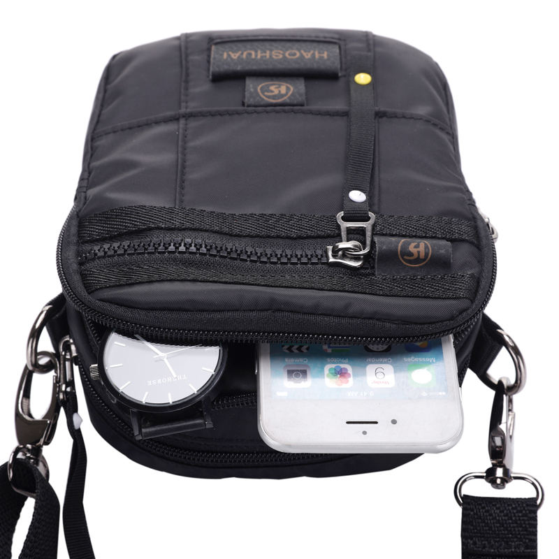 Donna In Men Vita Nero New Cintura Sacchetto Uomo Di grigio For Pack Il Impermeabile Pouch Sicurezza Denaro Motorcycle Dell'esercito verde Borsa Crossbody Travel Bag Spalla wx4q4v8Oz