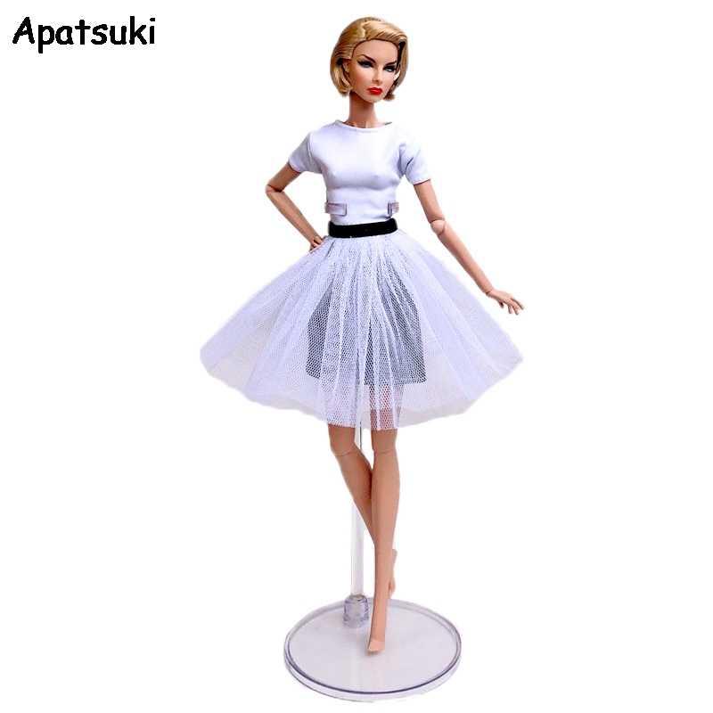 Barbie tutu and shirt