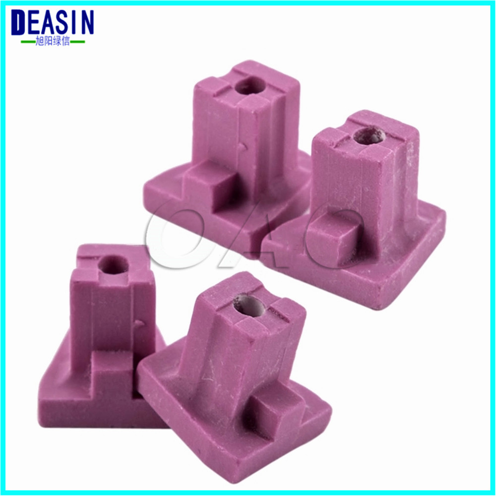 80 pcs 4 type 20pcs of each type Dental Lab NEW Ceramic Firing Pegs for crowns