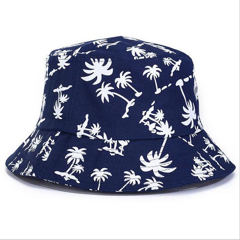 dca06175af3 FURANDOWN 2019 de moda de verano Unisex cubo sombrero hombres mujeres Hip  Hop gorras sombrero de