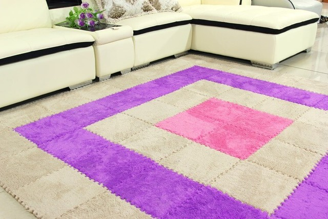 Tappeti Per Bambini Lavabili : Lavabile tavolo da caffè tappeto camera da letto del bambino rosa