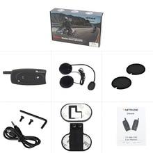 Motorcycle Helmet Walkie-talkie Cold-resistant Waterproof Noise Reducing Bluetooth Headset Wireless Walkie-talkie Electric Skiin цена 2017