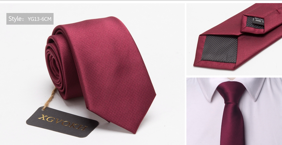 Men ties necktie Men's vestidos business wedding tie Male Dress legame gift gravata England Stripes JACQUARD WOVEN 6cm 18
