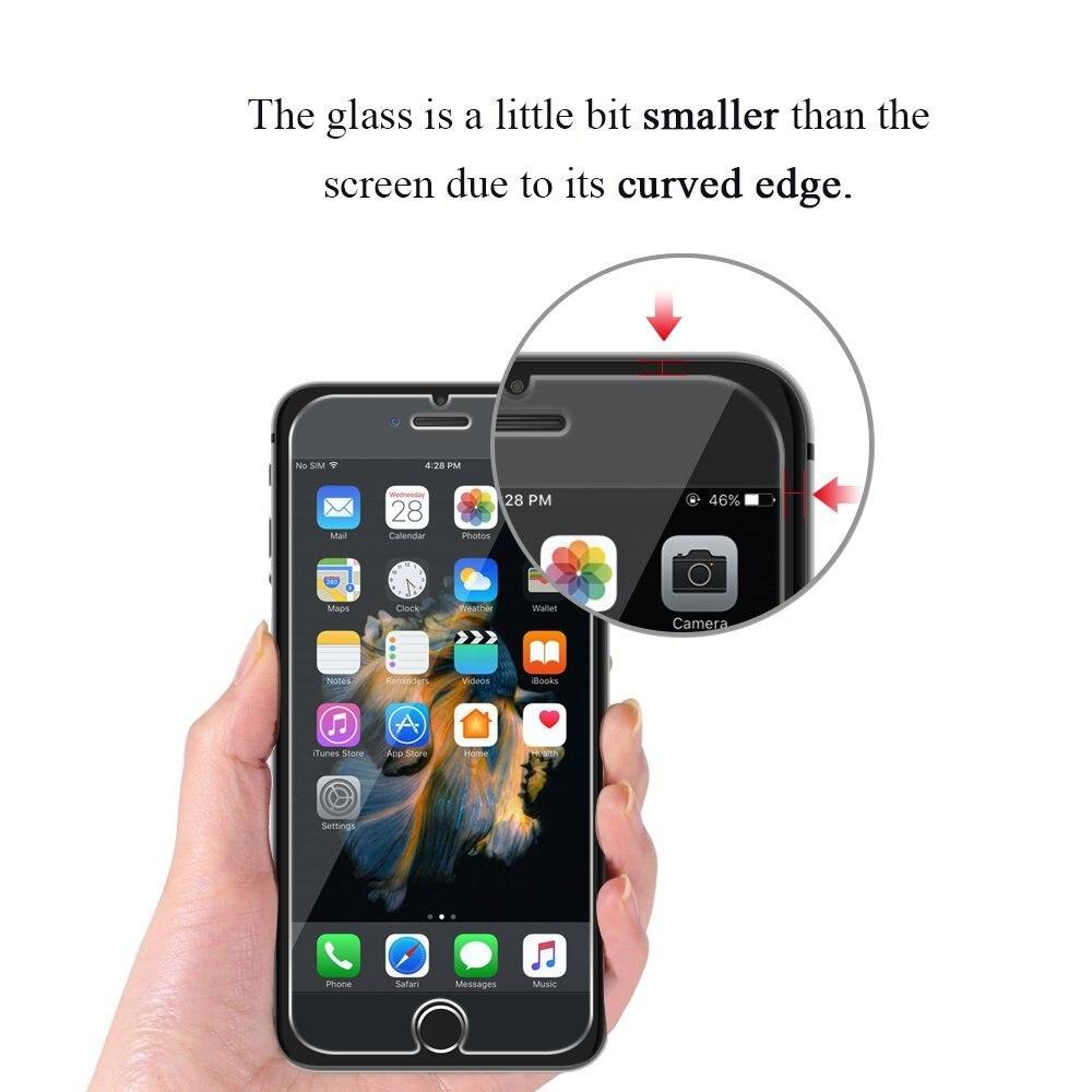 2 PCS Nano Էկրանի պաշտպանիչ ֆիլմ ավելի լավ - Բջջային հեռախոսի պարագաներ և պահեստամասեր - Լուսանկար 3