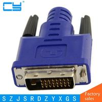 DVI Display Adapter Virtual DVI DDC EDID Dummy Plug Headless Ghost Display Emulator 2560x1600p 60Hz