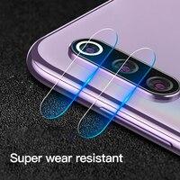 HD cámara de cine de la lente para Xiaomi Mi 9 8 6 SE Lite Redmi Note 4 5 5 5 6 6 7 Pro Plus Pocophone F1 película protectora de vidrio templado