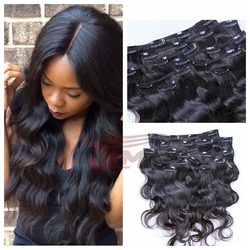 Hair Extensions Clip In Vs Weave Trendy Hairstyles In The Usa