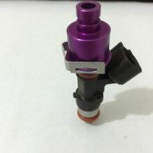 Универсальный 14 мм удлинитель топливной форсунки до 10 мм удлинитель топливной рейки, топливный инжектор 10 мм vitom уплотнительное кольцо-анодированный цветной