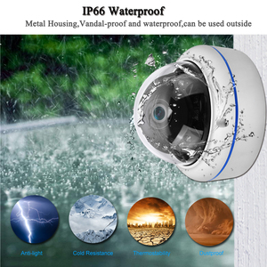 Image 2 - ONVIF IP Camera Outdoor Vandal proof Camera 1080P 20fps 960P/720P 25fps Nightvision Surveillance IP Camera POE Module Optional