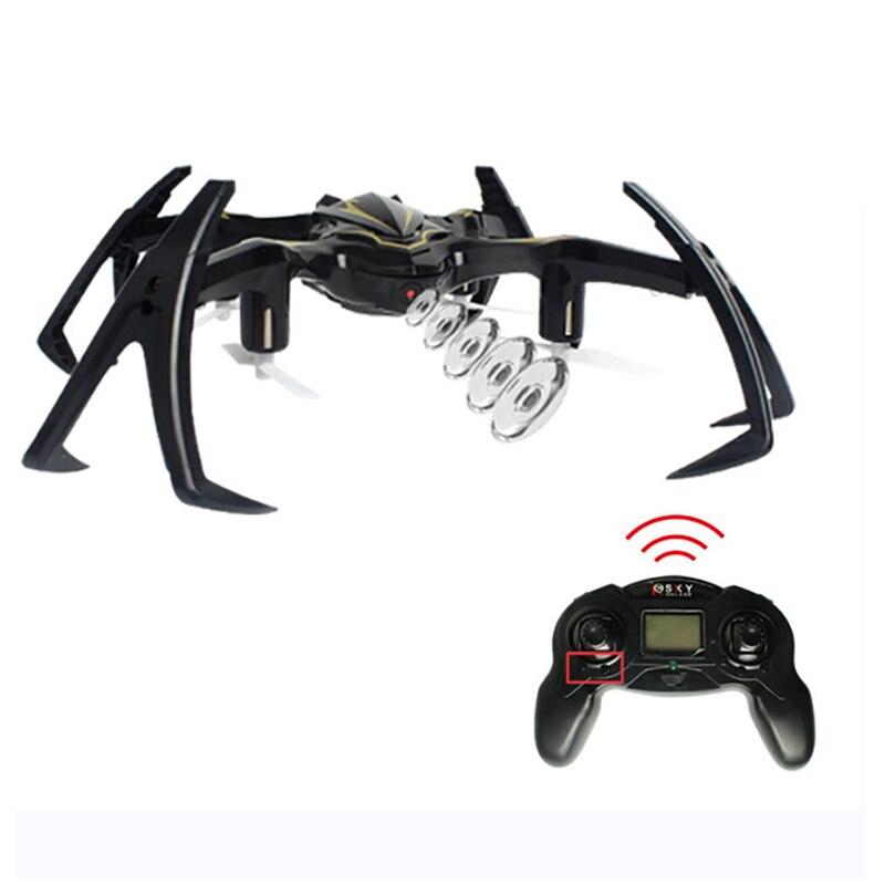 2.4G 6-Axis Gyro RC Drone con cámara Spider Quadrocopter Drones RC - Juguetes con control remoto - foto 2