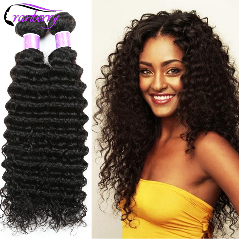 Indian Virgin Hair Ripple Deep Weave 8a Indian Deep Curly