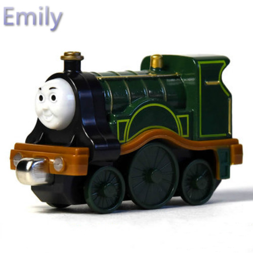 Toys & Hobbies Industrious Emily--die-cast Trains Magnetic Connector Magnetic Tails The Tank Engine Trains Kids Toy Car Toys At Any Cost