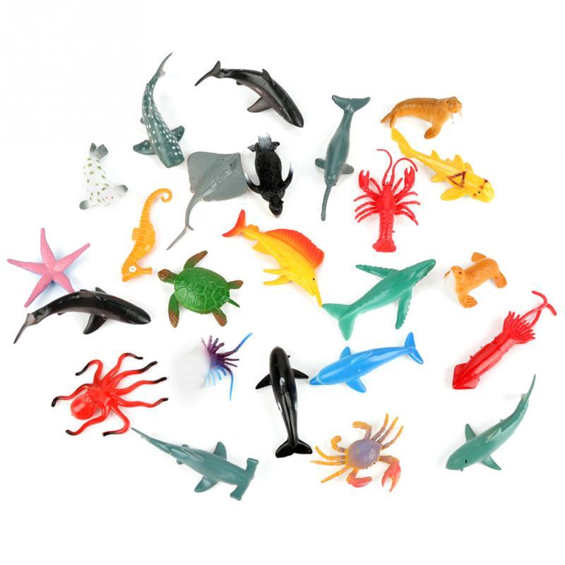 Soft Plastic Large Sea Animals Squishy Toys - Buy Squishy ... |Sea Creature Erasers Toys