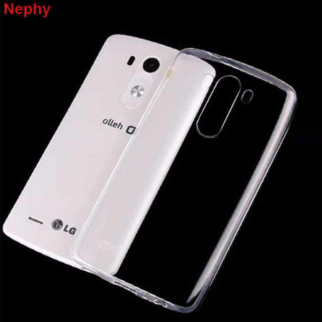 online store 80b81 bc74a US $1.59 20% OFF|Nephy Soft TPU silicone clear Cell Phone Case For LG G3 G4  Stylus G5 G6 V10 V20 K10 G 3 4 5 6 Back Cover Ultra thin Slim Casing-in ...