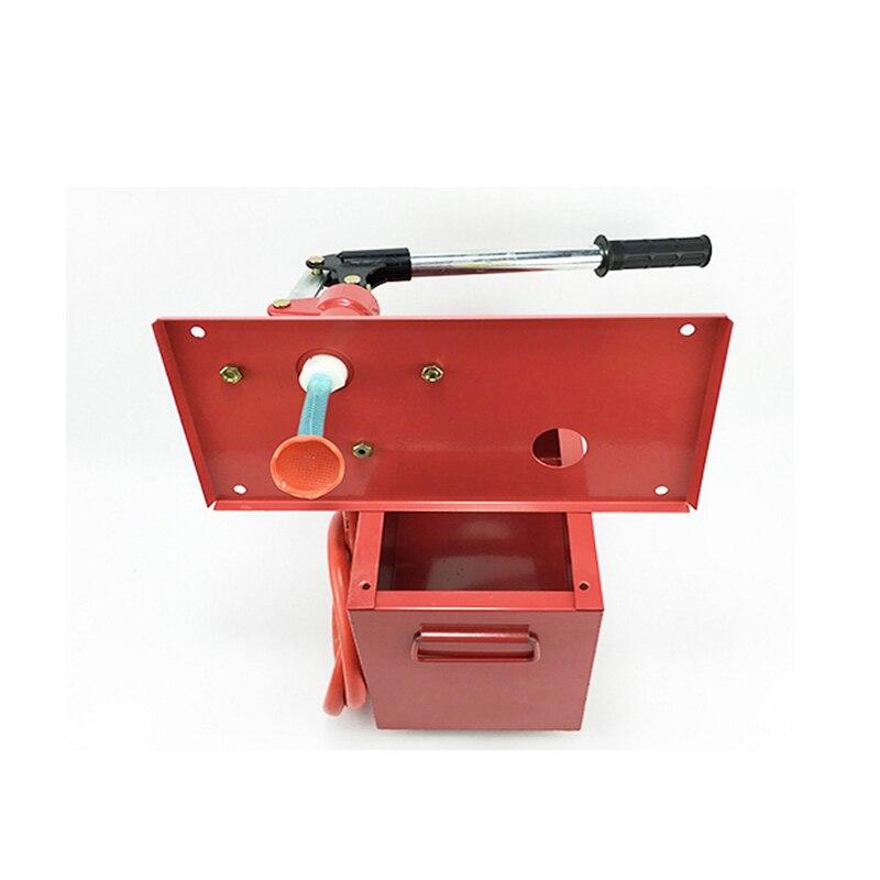 9.1910L Cast Iron Manual Water Pressure Test Pump цены онлайн