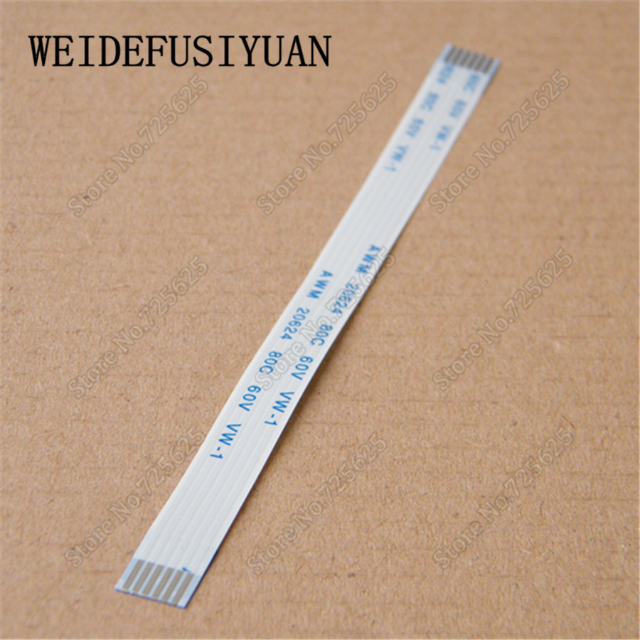 FFC FPC Flexible Câble pour ACER 4741 4741G 5750 5750G Touchpad flex câble Longueur 10 cm 6-broches