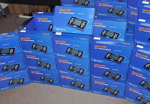 SKP-900 käeshoitav OBD2 automaatvõtmeprogrammeerija V3.3 SKP 900 - Elektritööriistade tarvikud - Foto 3
