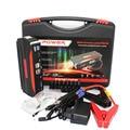 Многофункциональный Бензин и Дизель 68800 мАч 12 В Автомобиля Power Bank Мини-Автомобиль Скачок Стартер Зарядное Устройство Мобильного + 4 USB порт