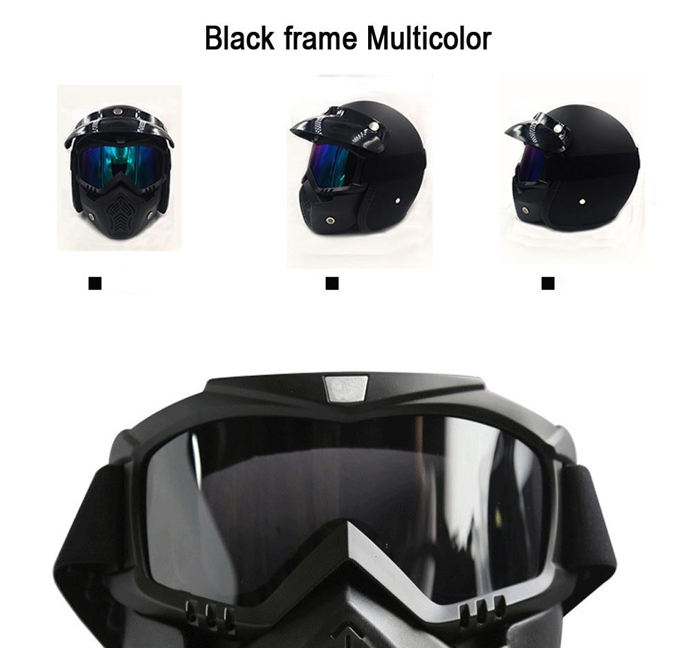 d23abe277a136 Prevenção de esqui óculos de Proteção Óculos de Areia À Prova de ...