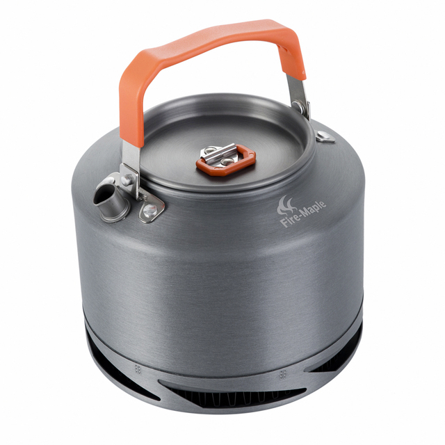 Fire Maple FMC-XT2 Outdoor Camping Portable Picnic Aluminum Cookware Kettle Hot Tea/Coffee Maker 1.5L
