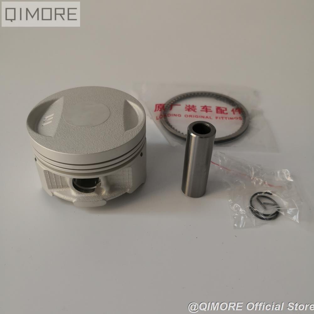 56,5 мм поршень и кольцо набор (13 мм pin) для мотоцикла QJ157FMI KEEWAY RKS 125 (версия CG) скорость 125