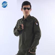 Открытый Рыбалка рубашка армии поклонников дивизии Для мужчин, футболки с длинными рукавами тренировочный костюм камуфляжной расцветки высокого качества, для походов, рубашка