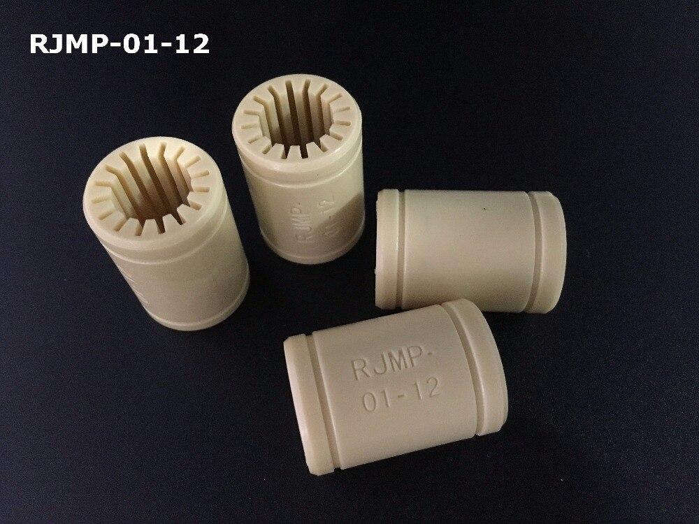 3D Drucker Solid Polymer LM6UU Lager 6mm Schaft Igus Drylin RJMP-01-06